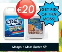 Moss buster