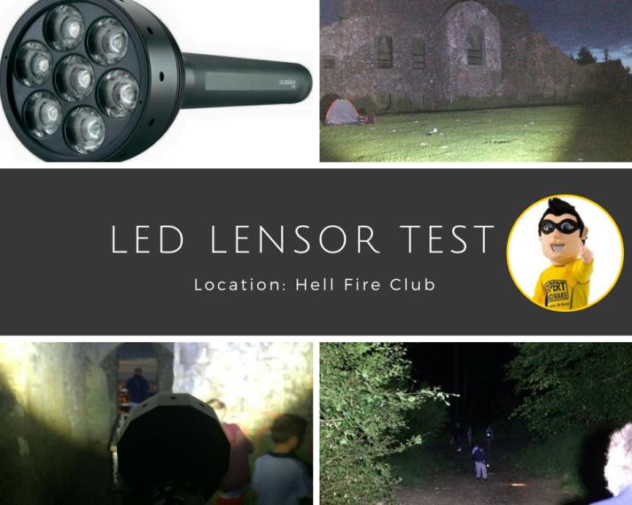 Led Lensor Test